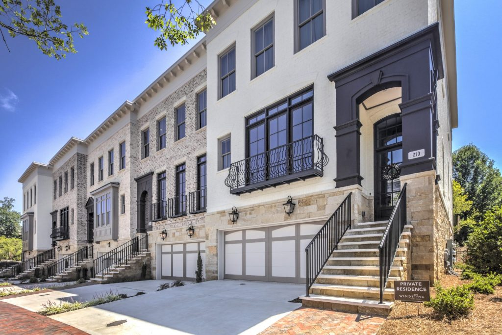 Portfolio - Luxury Townhomes
