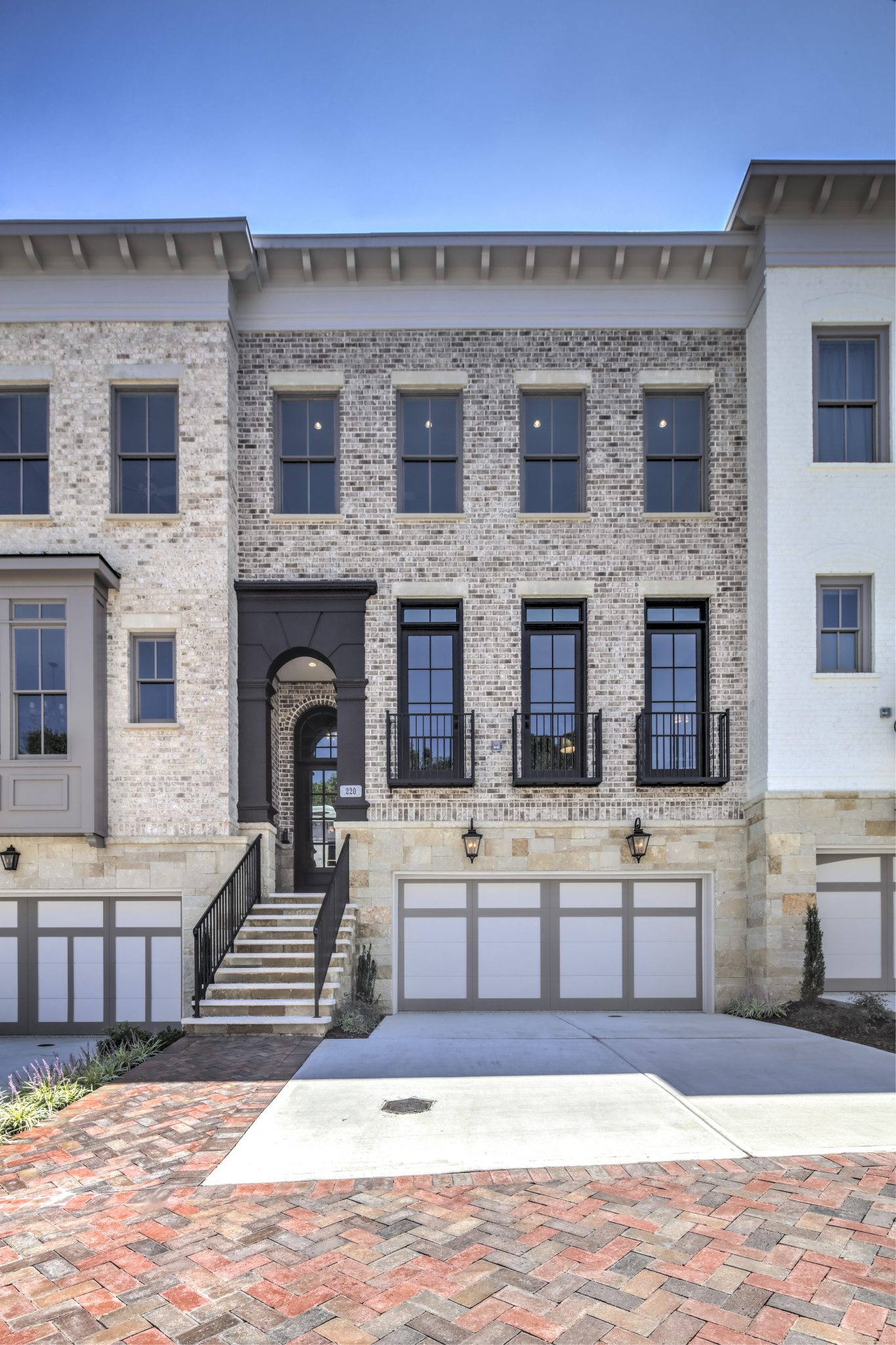 Luxury Walk-up Townhome