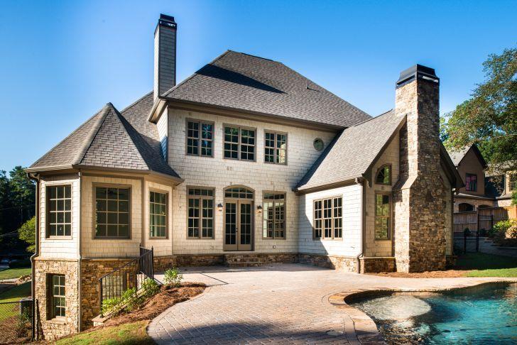 Distinctive Custom Home