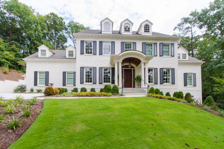 Hilltop Custom Home