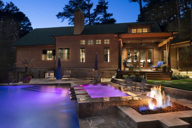Inspired Custom Residence